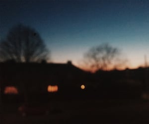 aesthetic, lights, and out of focus image