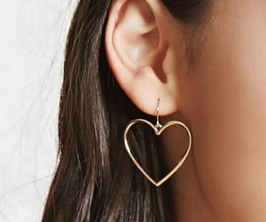 accessories, earing, and fashion image
