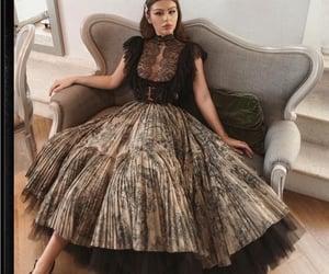 blackdress, gorgeous, and luxury image