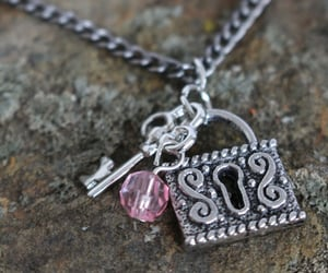 diy gift, diy necklace, and diy gift for girls image