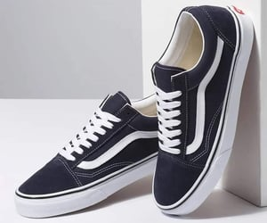 sneakers, style, and vans image