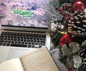 christmas, grinch, and holidays image