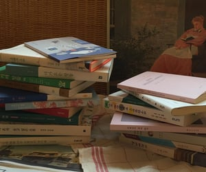 books, design, and knowledge image