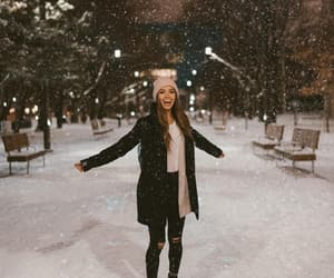 article, beauty, and winter image