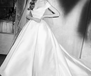 bridal, elie saab, and wedding image