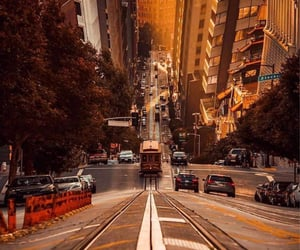 downhill, francisco, and street image