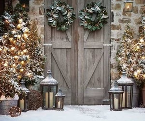 christmas, christmas inspiration, and christmas decorations image