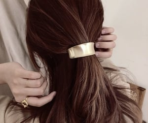 hair, fashion, and hair style image