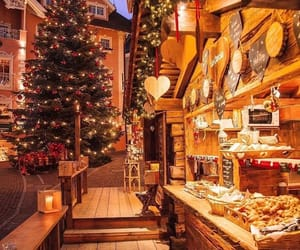 christmas, italy, and places image