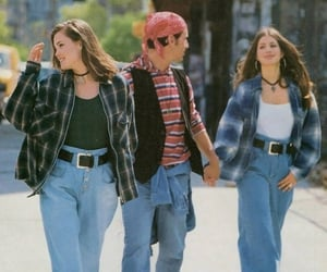 vintage, 90s, and fashion image
