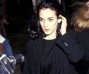 winona ryder, actress, and 90s image