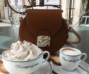 bag, caffeine, and coffee image