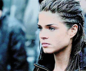 gif, marie avgeropoulos, and the 100 image