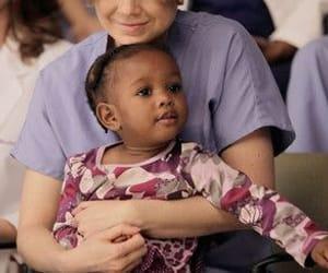 meredith grey, mom, and grey's anatomy image