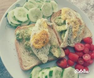 avocado, Lazy, and orange juice image