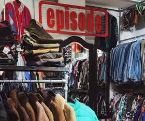 clothes, store, and vintage image