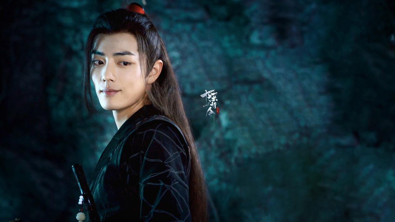 the untamed, xiao zhan, and wei ying image