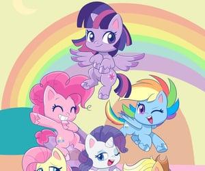 kawaii, my little pony, and twilight sparkle image