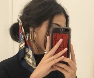 fashion, aesthetic, and hair image
