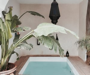 pool, home, and aesthetic image