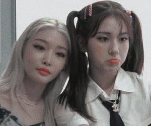 somi, chungha, and kpop image
