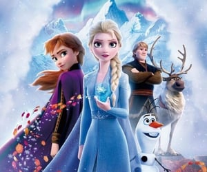 disney and frozen 2 image
