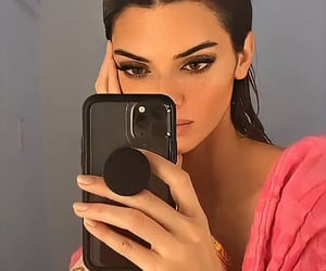phone case and kendall jenner image