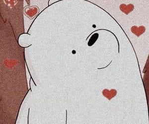 bear, cartoonnetwork, and loveble image