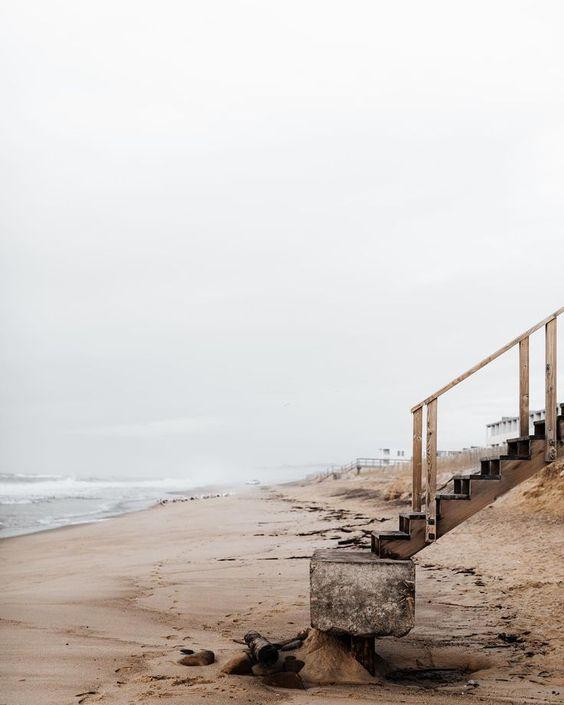 aesthetics, beach, and ocean image