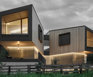 architecture, contemporary, and dream house image