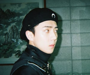 exo, sehun, and obsession image