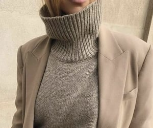 beige, fashion, and trendy image