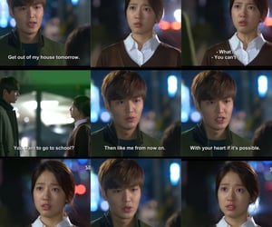asian, the heirs, and lee min ho image