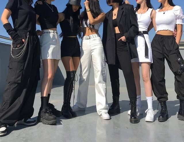 article, girls, and kpop image