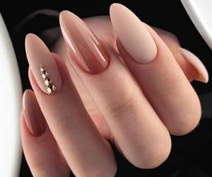 nails, girl, and fashion image