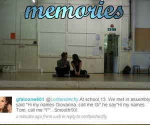McFly, tom fletcher, and tweet image