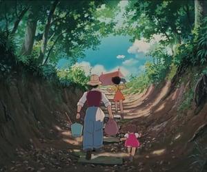 totoro, anime, and cartoon image