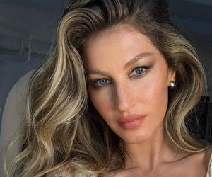 beautiful, celebrity, and Gisele Bundchen image