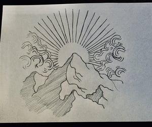 art, karakalem, and ümranın çizimleri image
