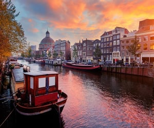 amsterdam, art, and atmosphere image
