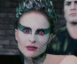 black swan, Mila Kunis, and movies image