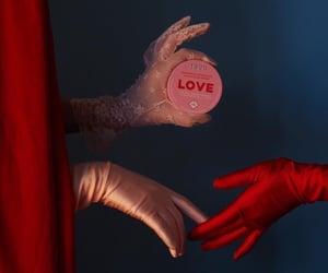 aesthetic, gloves, and minimalism image