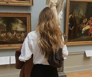 girl, art, and style image