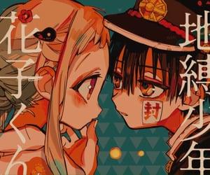 anime, manga, and hanako kun image