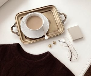 coffee, accessories, and style image