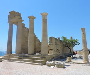 Greece, lindos, and rodhes image