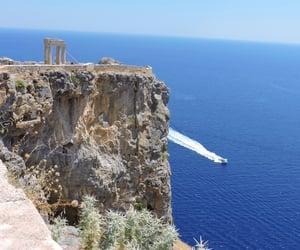 Greece, greece island, and lindos image