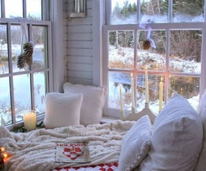 winter, christmas, and cozy image