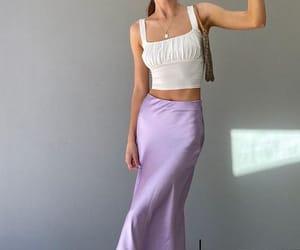 style, fashion, and purple image