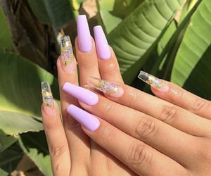 beautiful, nails, and pretty image